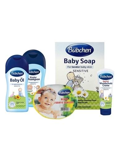 Bübchen Bebek Yağı (Baby Oil) 200 ml X 2 Adet Renkli